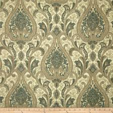 Black And Gold Damask Curtains by Jacquard Fabric Designer Fabric By The Yard Fabric Com