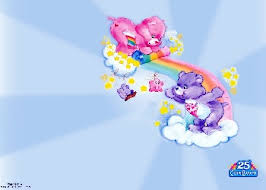 free rainbow care bears wallpaper download free rainbow care