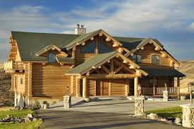 cabin styles most popular log style yellowstone log homes