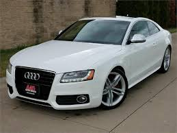 audi s5 coupe white audi s5 in ohio for sale used cars on buysellsearch