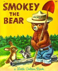 scanning around with gene the true story of smokey bear