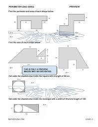 area of polygons worksheets worksheets