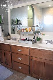 bathroom organizer ideas creative bathroom counter organizing idea entirely eventful day