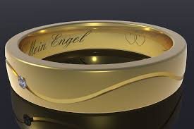 wedding ring model wedding ring 3d cad model library grabcad