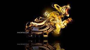golden cars el tony com car tiger gold inspiration pinterest bike logo
