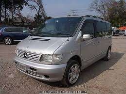 2002 mercedes a class used 2002 mercedes v class v230 gf 638230 for sale bf115984