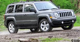 2012 jeep patriot gas mileage review 2012 jeep patriot latitude 4x4 a compact crossover from