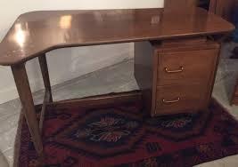 american of martinsville desk vintage american of martinsville desk by merton gershun for dania