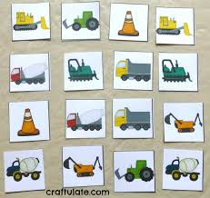 things construction vehicle