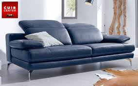 canapé cuir vachette ou buffle canapé center intérieur déco