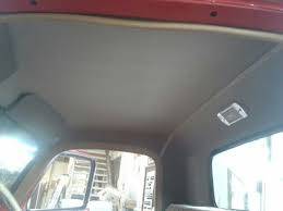 Headliner Upholstery Mikes Canvas Products U003e Auto Upholstery