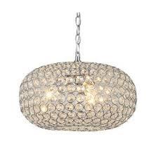 Crystal And Chrome Chandelier 27 Best Lighting Images On Pinterest Pendant Lights Crystal