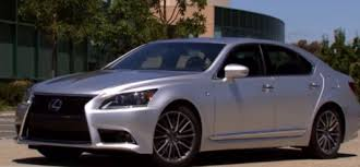 lexus ls 460 f sport review 2017 lexus ls 460 and f sport test drive and review dpccars
