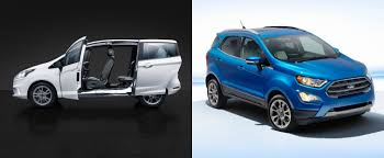 suv frenzy b max killed to make room for 2018 ford ecosport