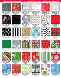 reversible christmas wrapping paper 25 best wrapping paper images on fundraising