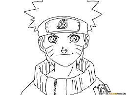 naruto coloring pages printable naruto coloring pages free