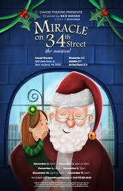 Miracle On 34th Miracle On 34th Street Cavod Academy