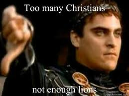 Atheist Memes - counterproductive atheist memes not enough lions atheist revolution