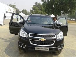 chevrolet trailblazer chevrolet trailblazer launched in india rs 26 40 lakh page 3