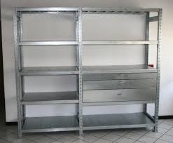 scaffali prezzo prezzo scaffali metallici avec per cantine scaffale self service