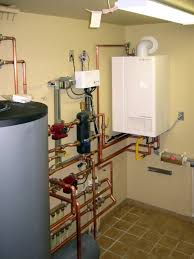 In Floor Heating Under Laminate This Well Designed Mechanical Room By Radiant Engineering Includes