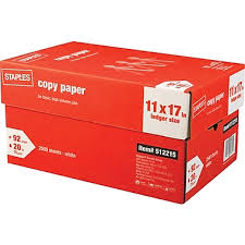 staples copy paper 11 x 17 staples