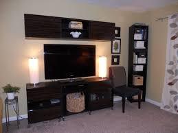corner media units living room furniture lovely black wood floating media cabinet also corner tv stands and