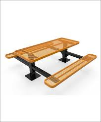 Wood Picnic Table Plans Free by Exteriors 6 Sided Picnic Table Picnic Table Art Picnic Table