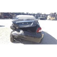 2007 toyota parts 2007 toyota yaris parts car black with black interior 4