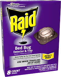 Can Bed Bugs Kill You Raid Bed Bug Detector Products Raid Brand Sc Johnson