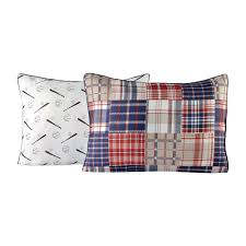 Twin Plaid Bedding by Red White Blue Baseball Bedding Twin Or Full Patwork Plaid