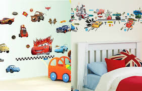 car amazing wall stickers are awesome for kid u0027s boy room