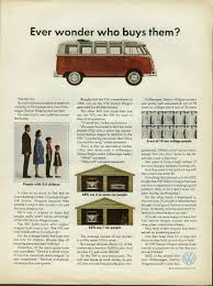 volkswagen wagon vintage ads volkswagen