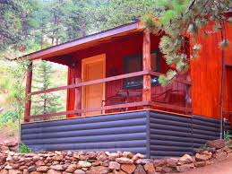 amberwood affordable cabins vacation rentals near rocky mountain