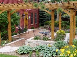 Backyard Porches Patios - no porch no problem