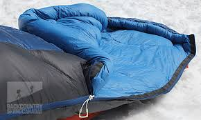 The North Face Blue Kazoo Down Sleeping Bag Reviewed
