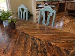 build a rustic dining room table how to build a dining table with reclaimed materials how tos diy