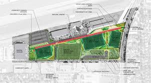 Santa Monica College Map Santa Monica Airport Park U0027s 12 Acre Expansion Begins Environmental