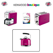 Kenwood Kmix Toaster Blue Kenwood Skm039 Kmix Boutique Collection Traditional Magenta 2 2kw