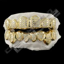 Great Deals On Solid Iced Out Gold Grillz For Sale U2013 Custom Gold