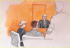 taylor swift u0027s courtroom sketch artist speaks u0027some people are