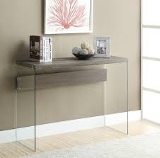 Black Glass Coffee Table Console Tables Awesome Black Glass Coffee Table And Wood Console