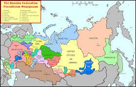 russia in maps russia map