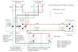 2 way light switch wiring a two way light switch with double working how to wire 2