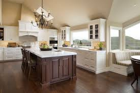 kitchen ideas traditional l shaped kitchen creative designs