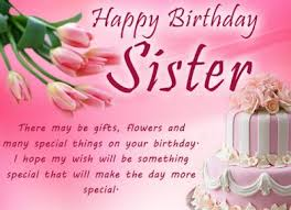 happy birthday wishes for sister with music http www