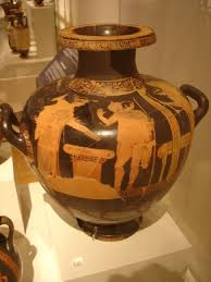 Greek Red Figure Vase Classical Period Red Figure Pottery Pictures Collection From Greek