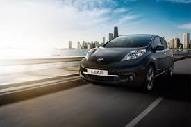 new nissan leaf nissan leaf black edition hits the uk the car expert