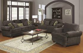 Traditional Fabric Sofas Coaster Colton Traditional Sofa With Elegant Design Style