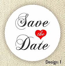 save the date stickers save the date stickers wedding stickers heart